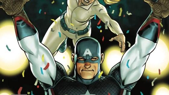 Captain America: Steve Rogers #19 Review