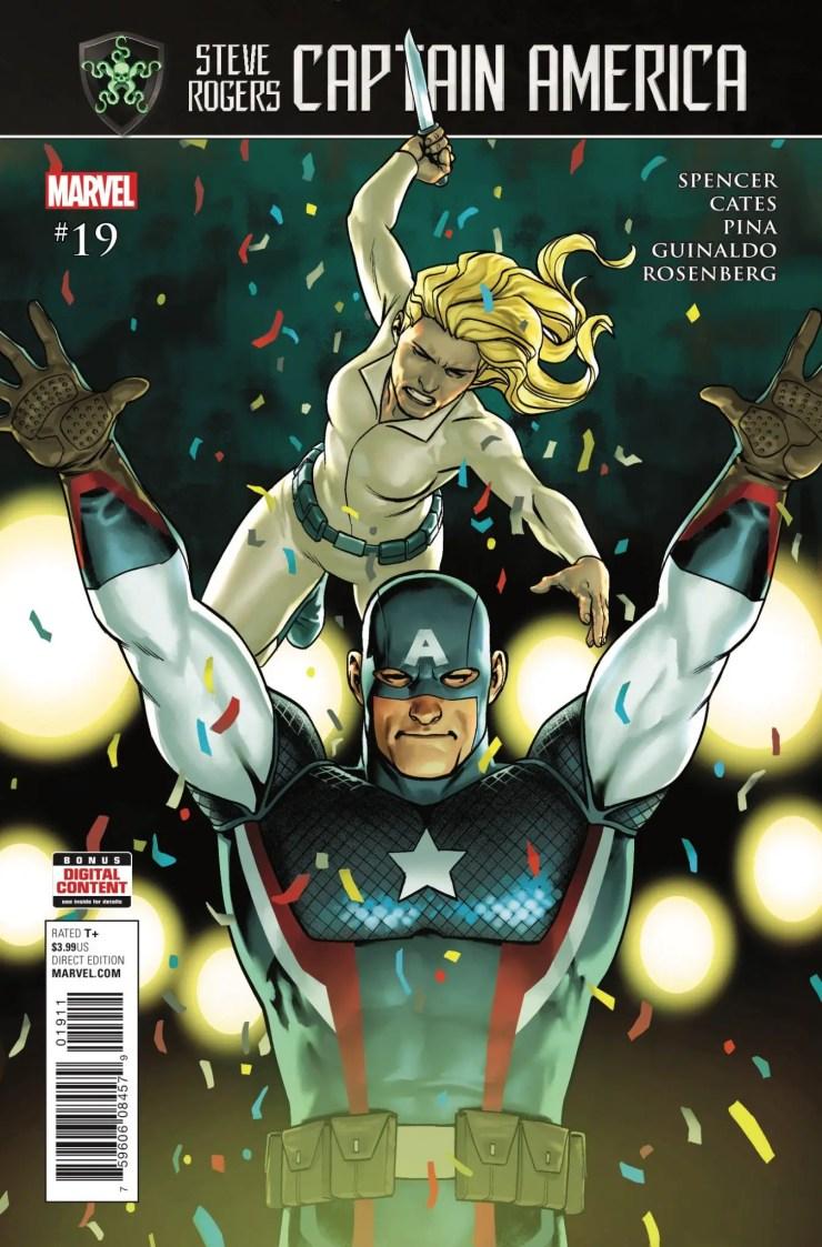 Marvel Preview: Captain America: Steve Rogers #19