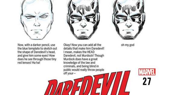 Marvel Announces HOW TO DRAW VARIANTS by Chip Zdarsky