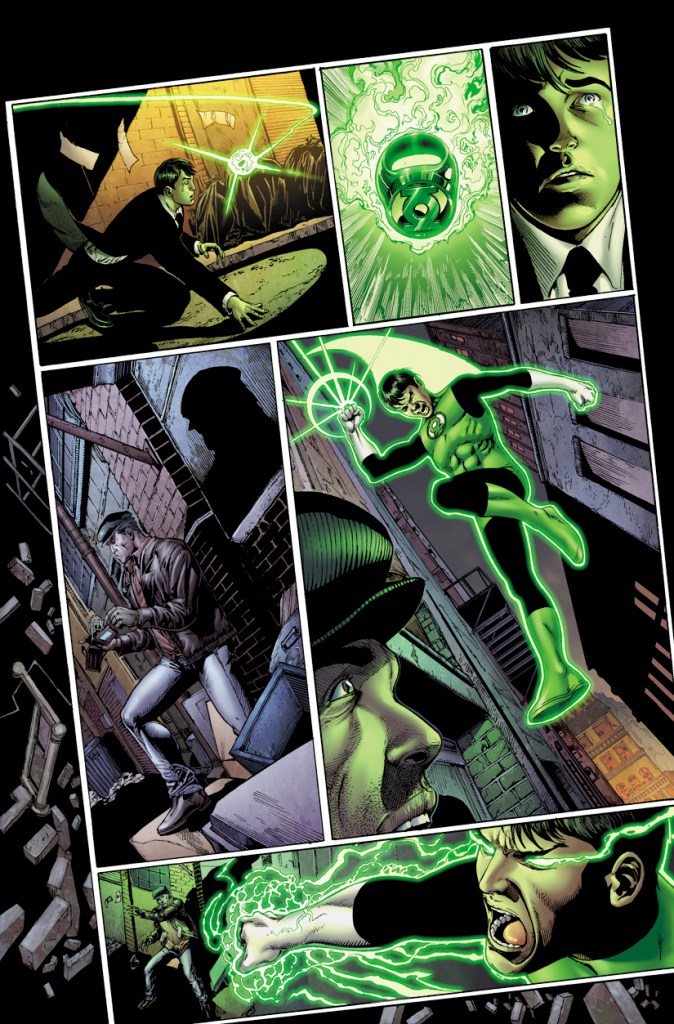 DC Preview: Batman: The Dawnbreaker #1