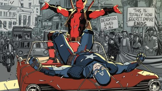 Yes, Deadpool goofed again. Can he make it right? Will he even get the chance?