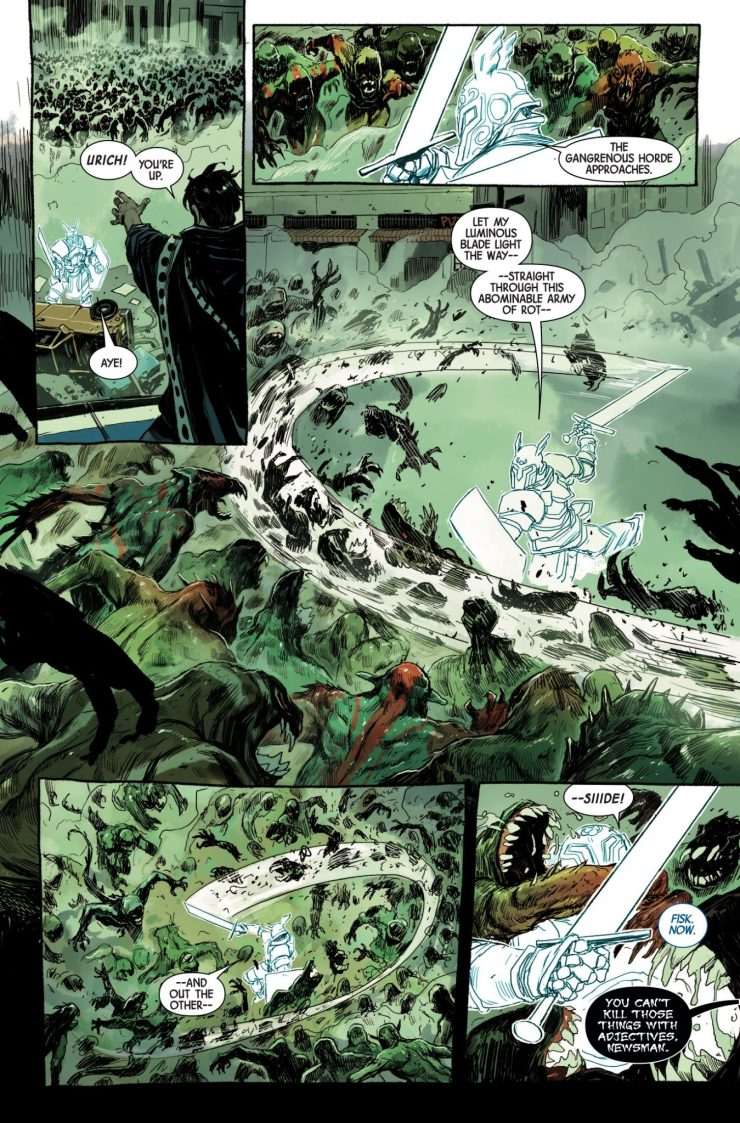 Marvel Preview: Doctor Strange #24