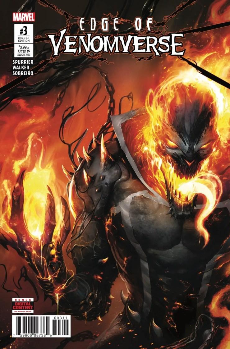 Marvel Preview: Edge of Venomverse #3