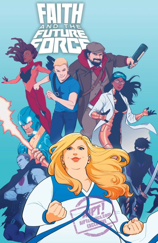 [EXLUSIVE] Valiant Preview: Faith and the Future Force #3