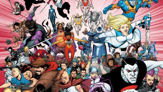Future meets past as the Valiant Universe comes full circle!