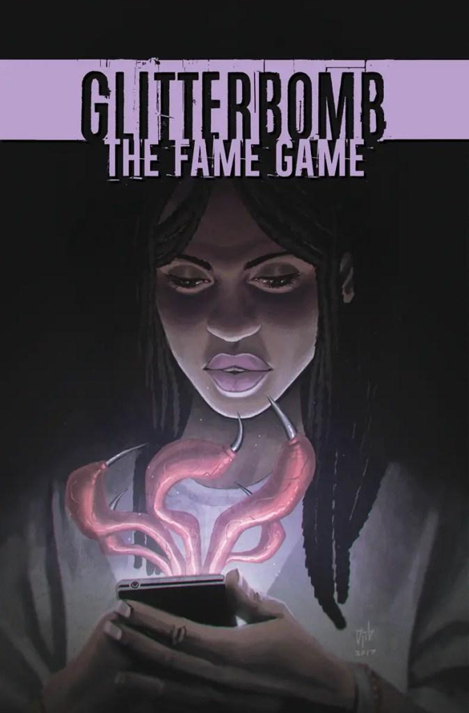 The horrors of Hollywood: Jim Zub & Djibril Morissette-Phan talk 'Glitterbomb: The Fame Game'