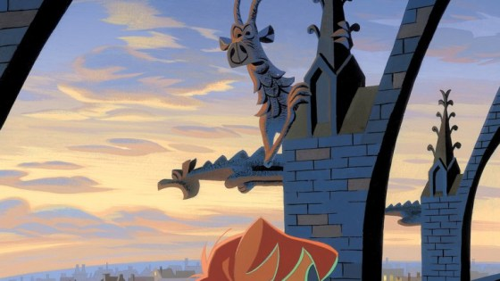 'Gregory and the Gargoyles' review: Stellar art and a cute story make this a captivating read for kids of all ages