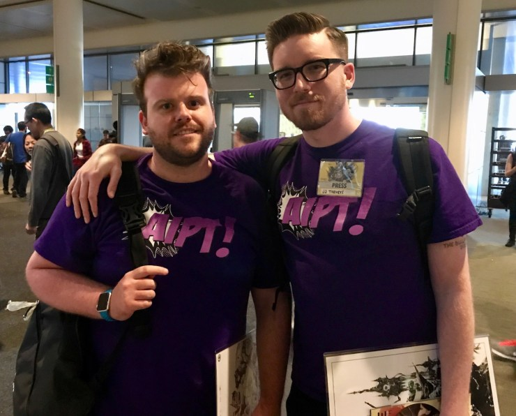 AiPT! staff reflects on Boston Comic Con 2017