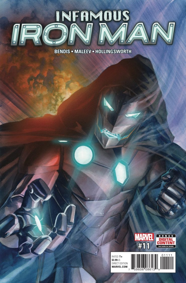 Marvel Preview: Infamous Iron Man #11