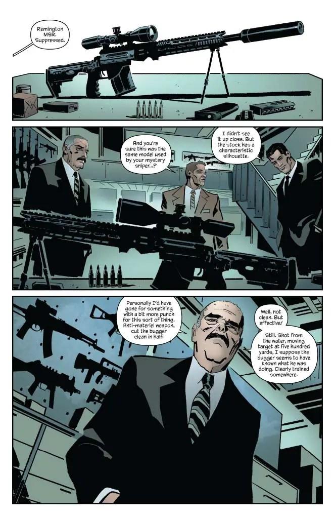 James Bond: Kill Chain #2 review