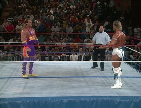 Lex Luger vs. Crush