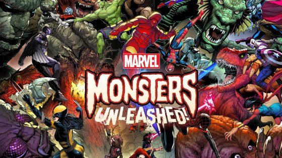 We unbox the 'Monsters Unleashed: Monster-Size' collection. Spoiler: It's huge!