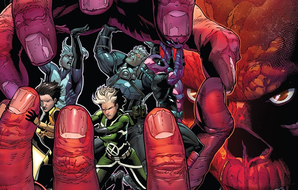 'Uncanny Avengers: Unity Vol. 4: Red Skull' gives the team its most personal challenge...oh, and Wonder Man is there