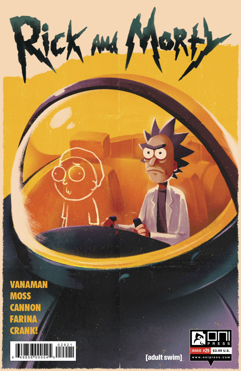 Rick and Morty #29 Review