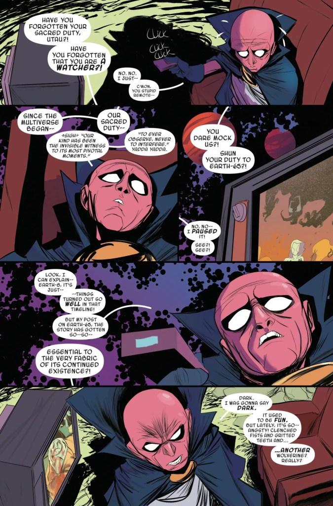 Marvel Preview: Spider-Gwen #23