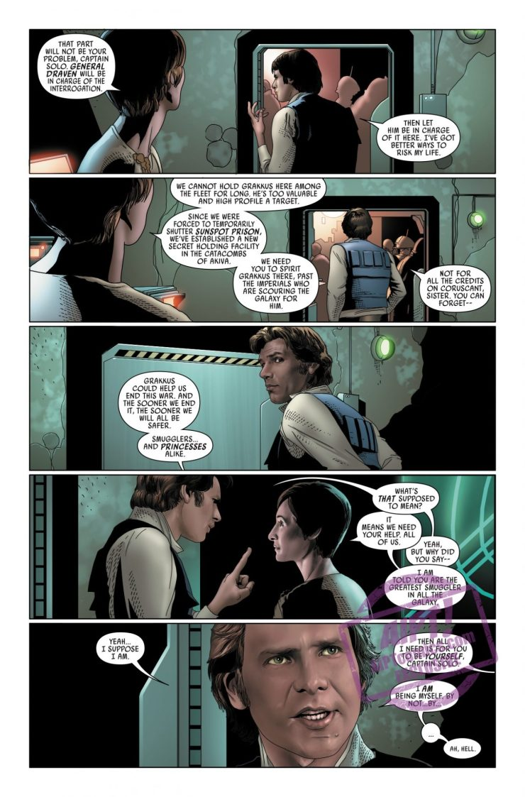 Star Wars #35 Review