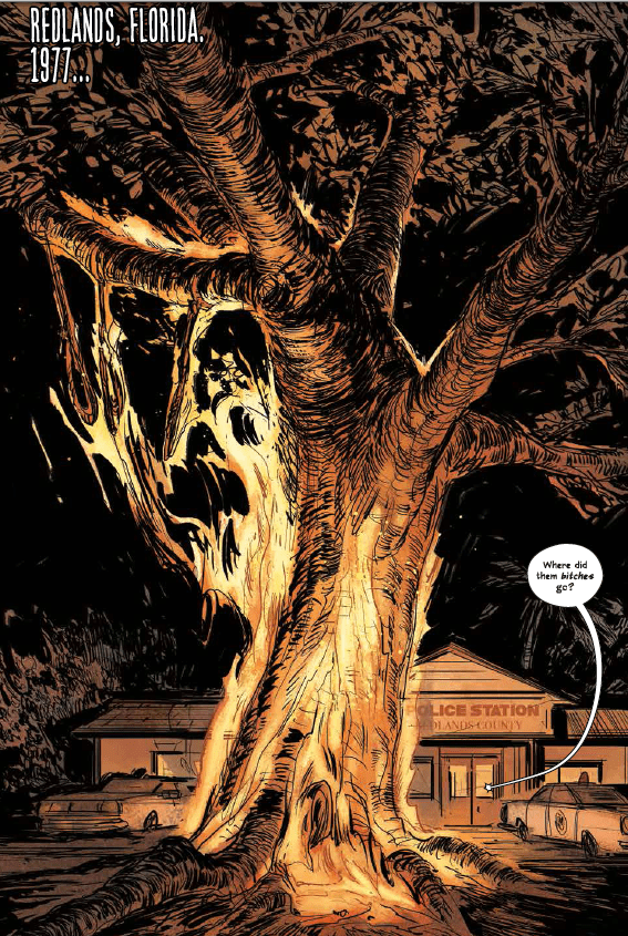 Redlands #1 Review: A suspenseful and haunting first issue
