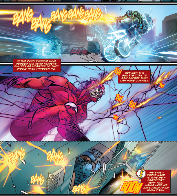 The Flash #28 Review