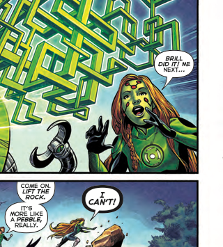 Green Lanterns #29 Review