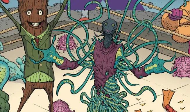 Teenage Mutant Ninja Turtles: Dimension X #3 Review