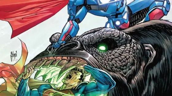 Superman vs. Lex, who ya got?