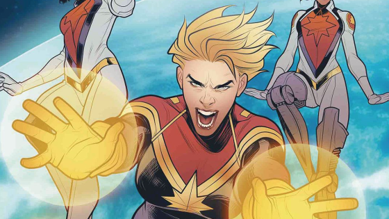 Captain Marvel and her crew may have finally found a way to defeat the Chitauri!