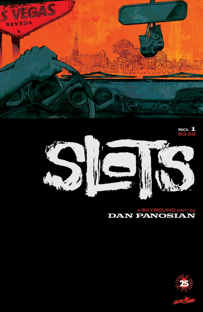 [Interview] Talking boxing, Las Vegas and more with 'Slots' creator Dan Panosian