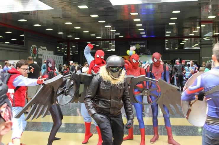 Four days and 5 million Spider-Men: A Wizard World Chicago recap