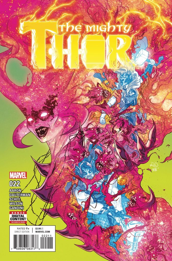 Marvel Preview: The Mighty Thor #22