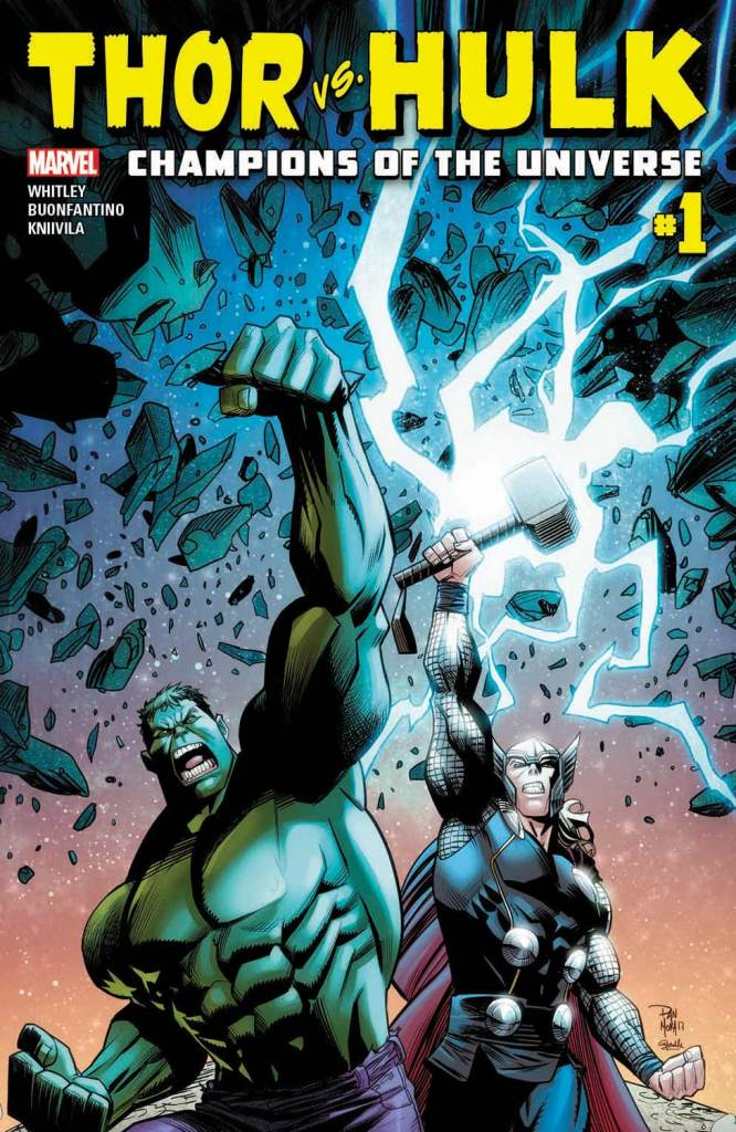 Marvel and ComiXology Present Thor vs. Hulk