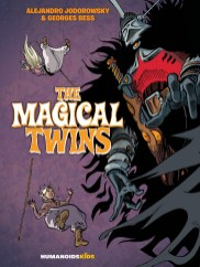 The Magical Twins - Cover