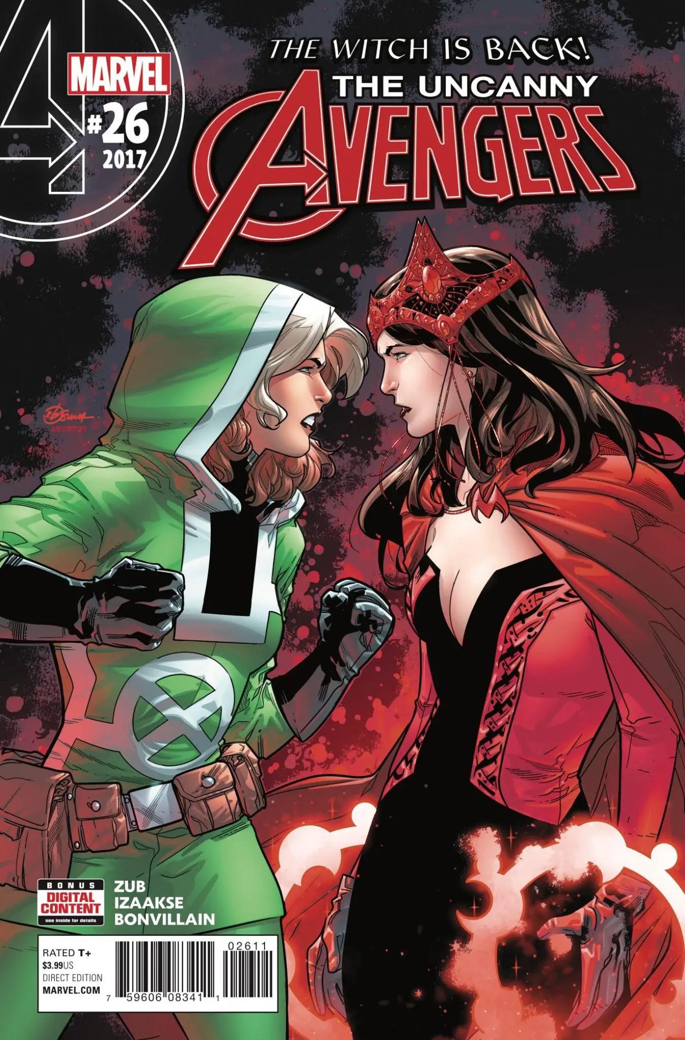 Uncanny Avengers #26 Review