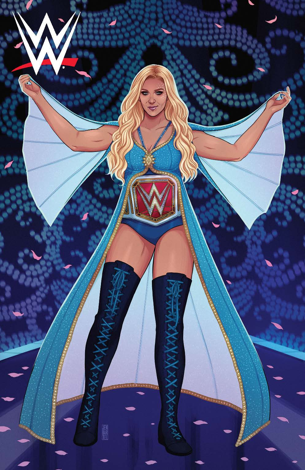 WWE #8 Review