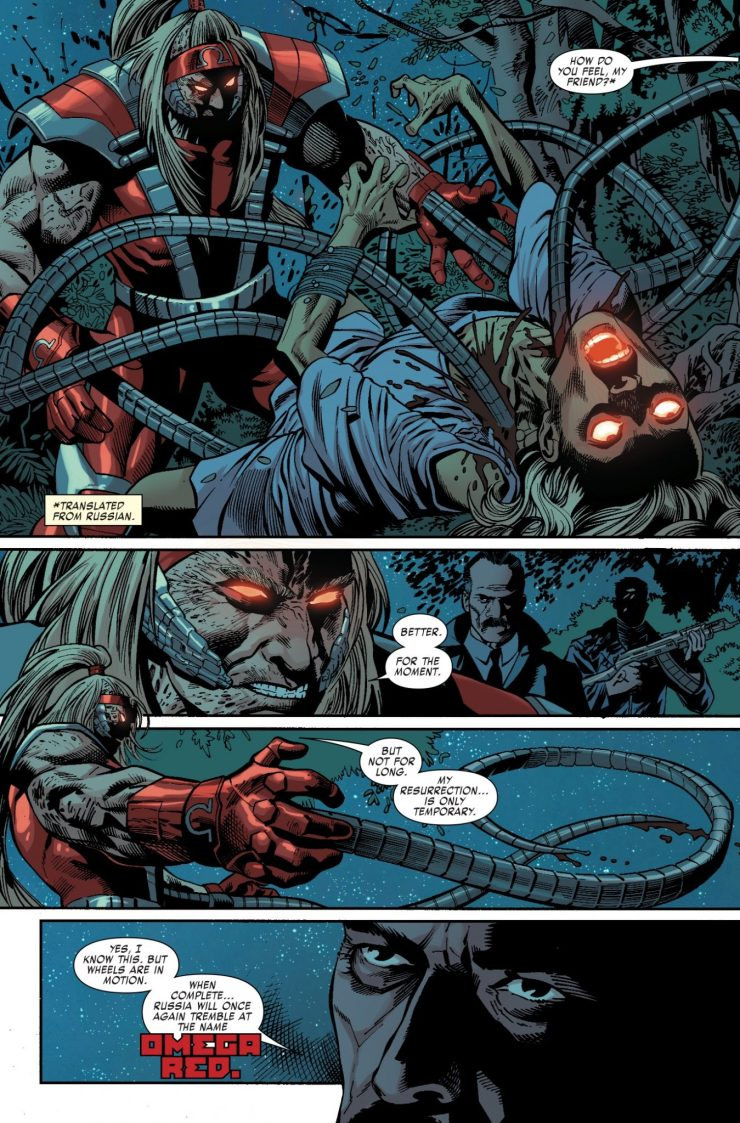 X-Men: Gold #10 Review