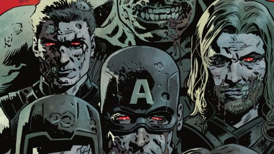The Avengers face a threat even bigger and more menacing than they could have imagined as the desperate race to cure the zombie outbreak shifts into high gear!