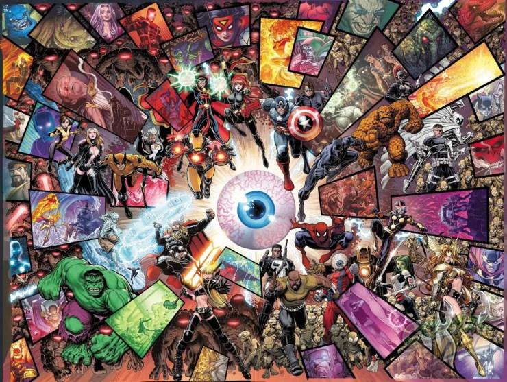 "A quick chat with ""X-Men: Blue"" cover artist Arthur Adams at Boston Comic Con 2017."