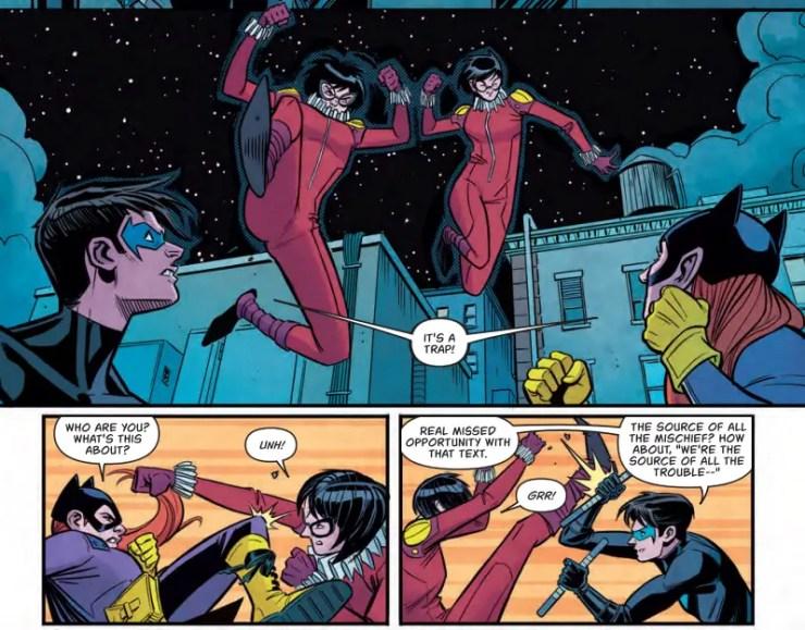 Batgirl #14 Review
