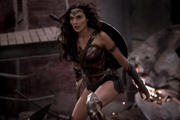 Gal Gadot, Wonder Woman, is highest grossing actress of 2017
