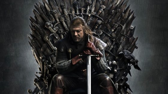 It's six seasons later, but Ned Stark has won the Game of Thrones in the end.