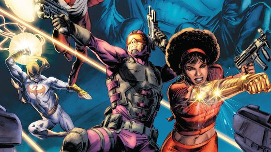 Heroes for Hire by Abnett & Lanning: The Complete Collection' review: Misty Knight steals the spotlight in a collection well worth the price tag