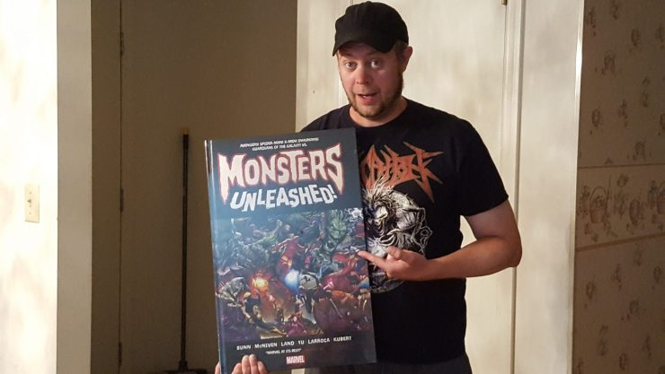 """[VIDEO] Monsters Unleashed """"Monster-Size"""" HC will destroy your empty space"""