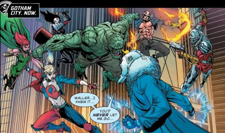 Suicide Squad #23 Review
