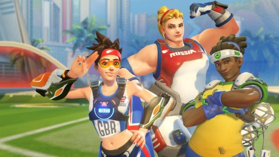 Overwatch's Summer Games event returns August 8th