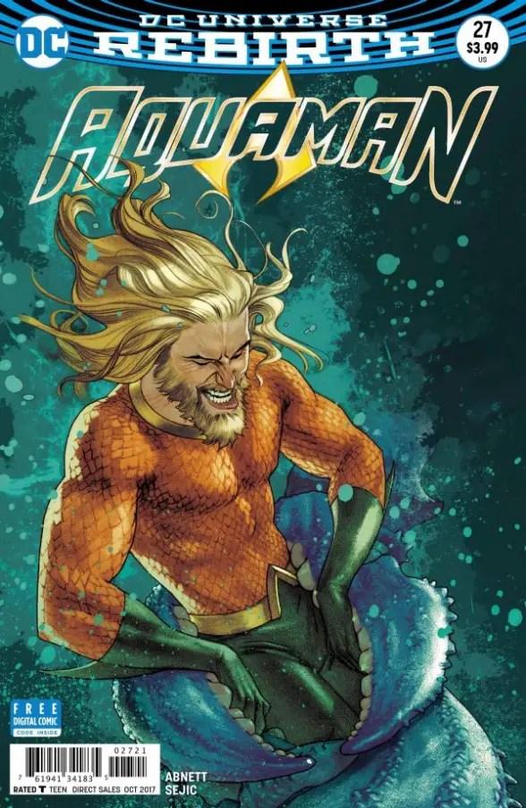 Aquaman #27 Review