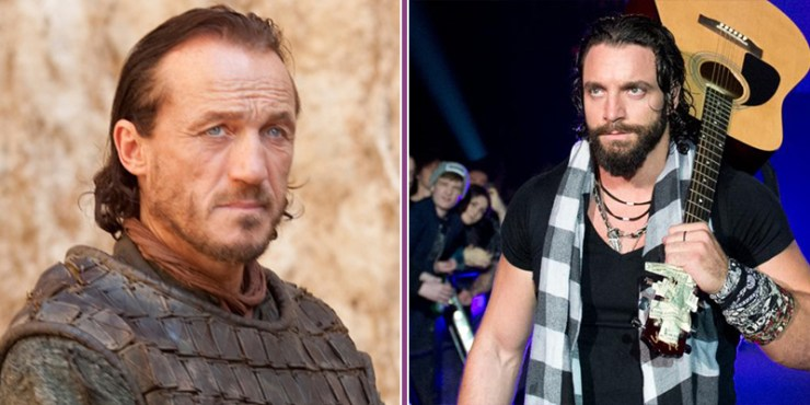 Game of Thrones, as casted by WWE's Raw roster