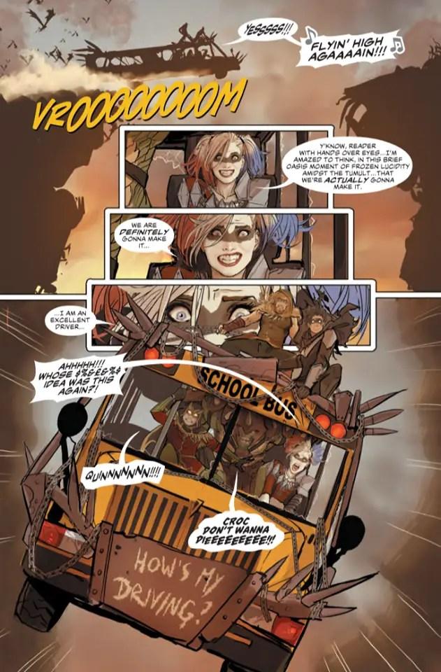 Suicide Squad #26 Review