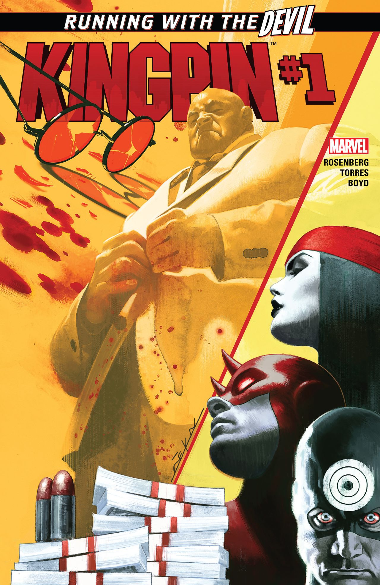 'Kingpin: Born Against' Review: a gritty, realistic story and bold, powerful art make this a tale worth reading