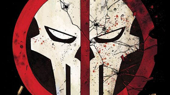 Deadpool vs. the Punisher.  Who ya got?