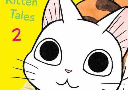 FukuFuku: Kitten Tales Vol. 2 Review