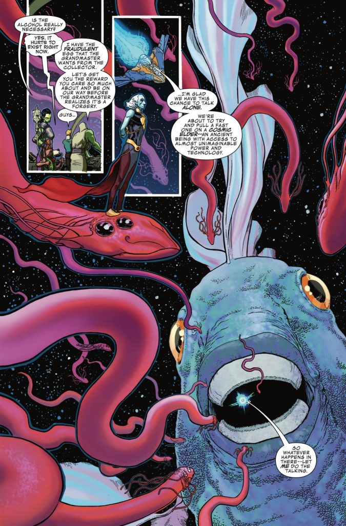 Marvel Preview: All-New Guardians Of The Galaxy #10
